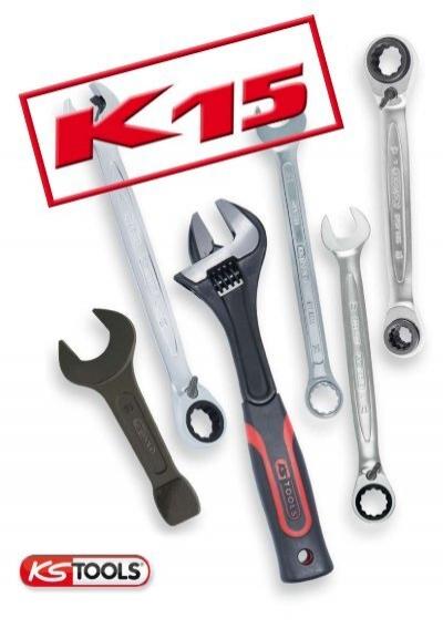 KS TOOLS 503.4290 Adaptateur RING STOP GEARplus 1//4