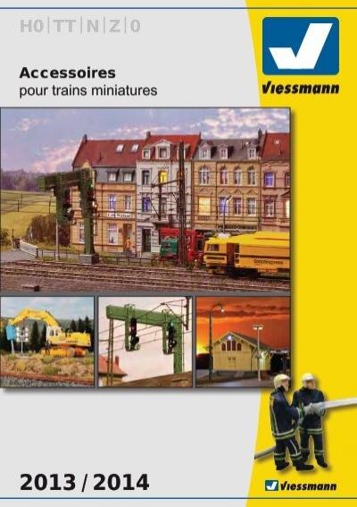 Viessmann H0 4017 signal de blocage