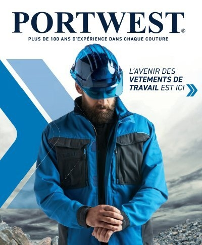 Portwest Hommes Hi-Vis Pluie Pantalon Jaune Multi Taille H441