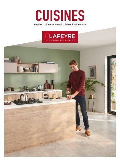 Lapeyre Catalogue Cuisine 2019