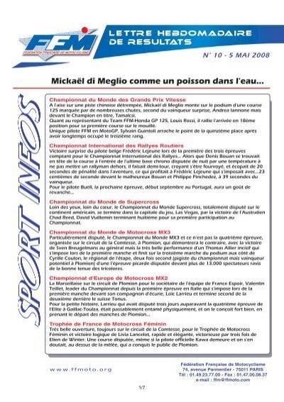 10 DEMARTIS Stephan MC Br