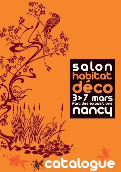 Hall b parc des expositions de nancy for Salon habitat nancy