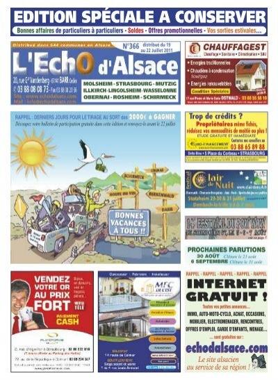 Mise En Page 1 Echo Dalsace