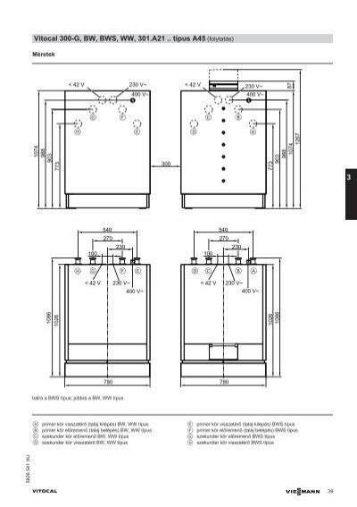 vitocal. Black Bedroom Furniture Sets. Home Design Ideas
