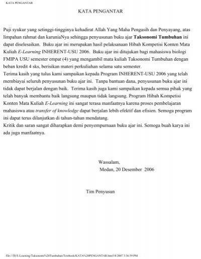 Buku Ajar Taksonomi Tumbuhan Biology East Borneo