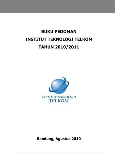 Buku Pedoman Institut Teknologi Telkom Tahun Poltekkes Medan