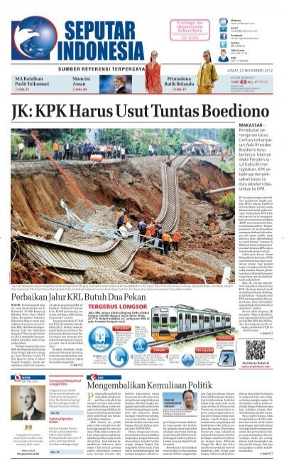 Jakarta Scraperone