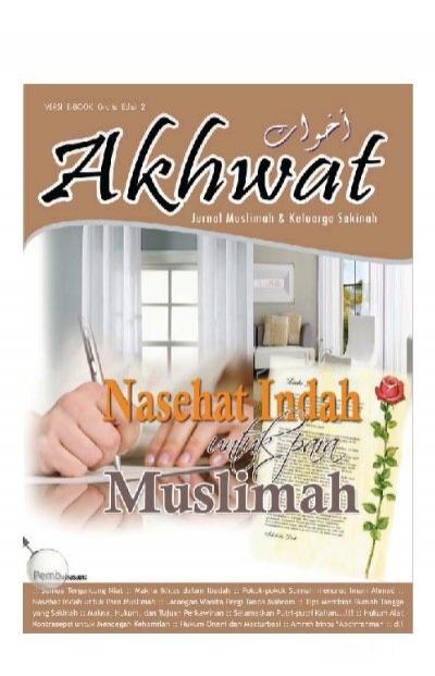 Akhwat Edisi 02 Pdf