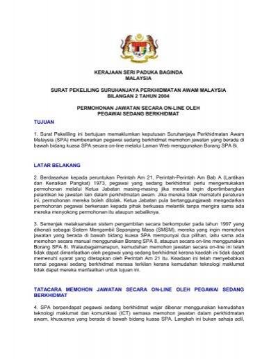 Bil 2 2004 Spa Malaysia