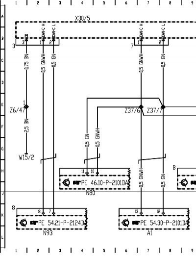 W211    Wiring       Diagram    engine CAN BUSpdf