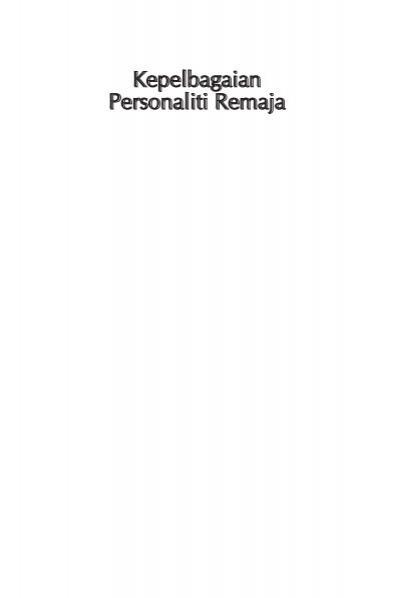 168 Kepelbagaian Personal