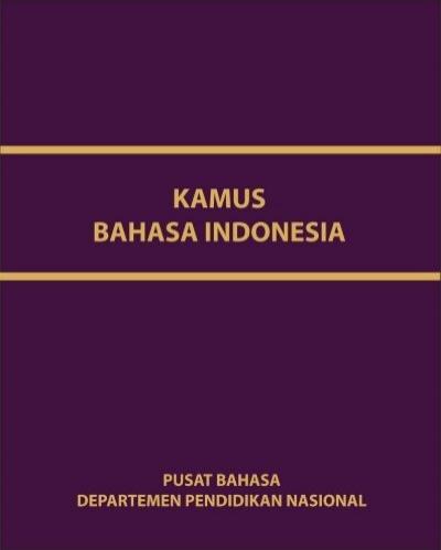 Kamus Bahasa Indonesia Campuscemara