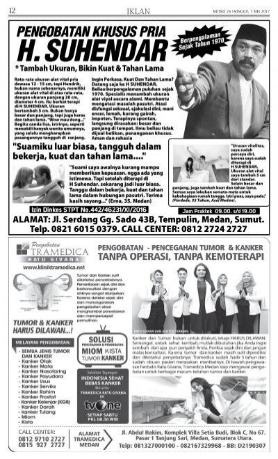 pengobatan khusus pria h abdul www klinikobatindonesia com