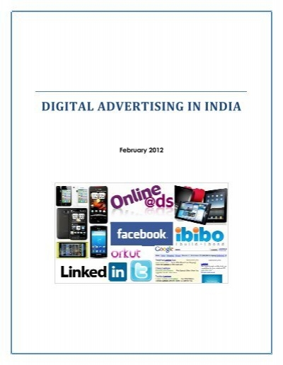 advertising in india 1