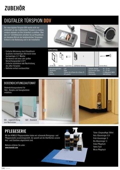 zubeh r digitaler t rsp. Black Bedroom Furniture Sets. Home Design Ideas