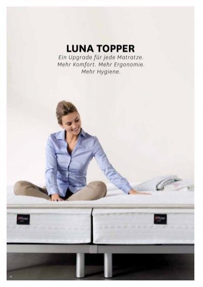 26 luna topper ein upgra. Black Bedroom Furniture Sets. Home Design Ideas
