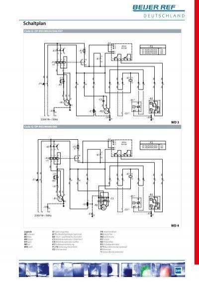 Schaltplan Code G : OP-MS