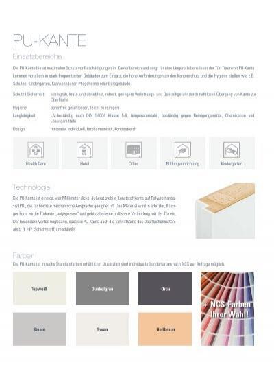 pu kante einsatzbereiche. Black Bedroom Furniture Sets. Home Design Ideas