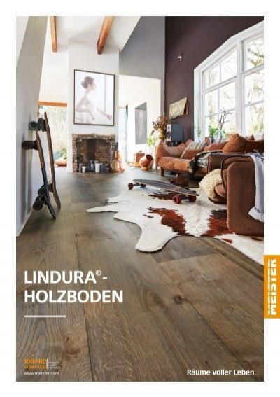 Meisterwerke Lindura Holzboden
