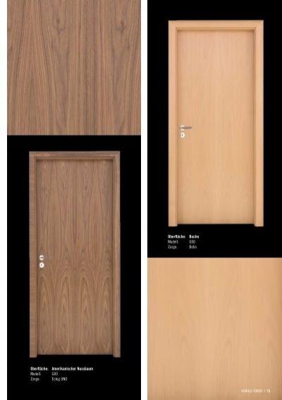 konold t ren glatte t r. Black Bedroom Furniture Sets. Home Design Ideas