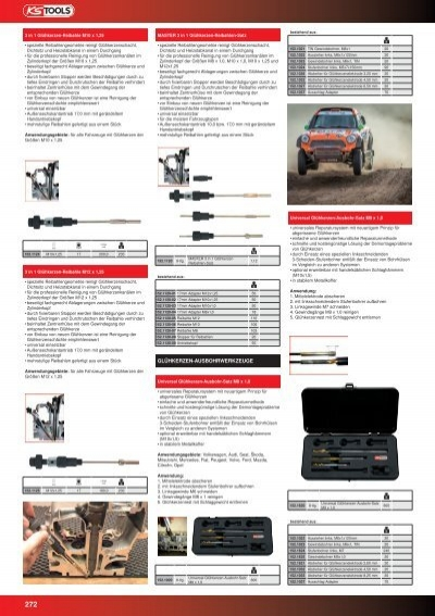 KS Tools 152.1037 Ausschlag-Adapter
