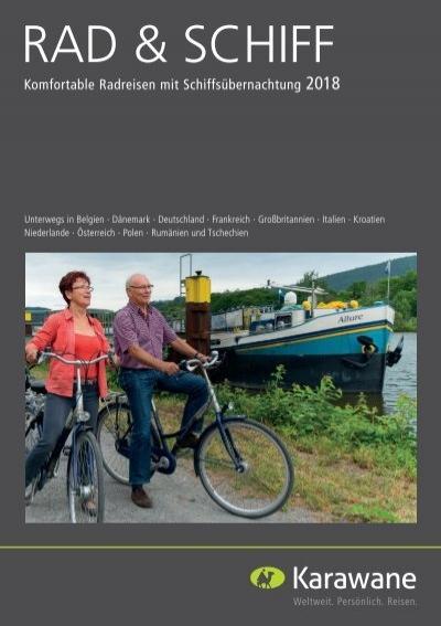 2018 Rad Und Schiff Katalog