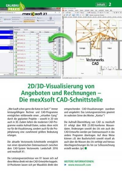 2 2d 3d Visualisierung Vo