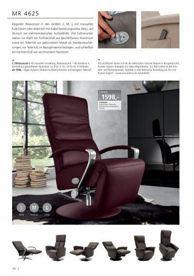 Mr 4625 Eleganter Relaxse