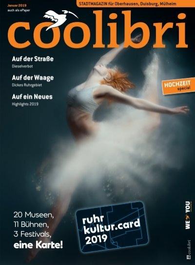 Januar 2019 coolibri Oberhausen, Duisburg, Mülheim