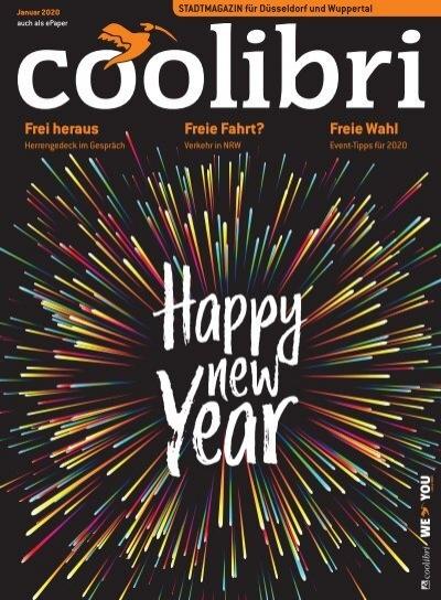 Januar 2020 coolibri Düsseldorf, Wuppertal