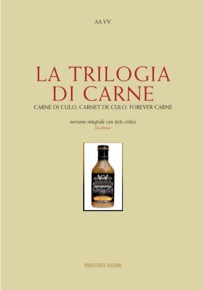 La Trilogia Di Carne Liguria Cards