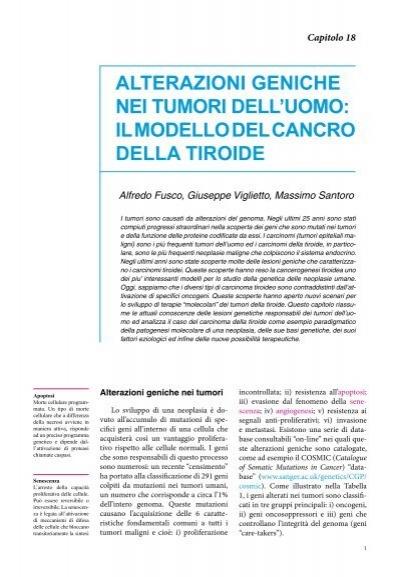 Alterazioni geniche nei tumori dell 39 uomo il modello for Modelli di caverna dell uomo