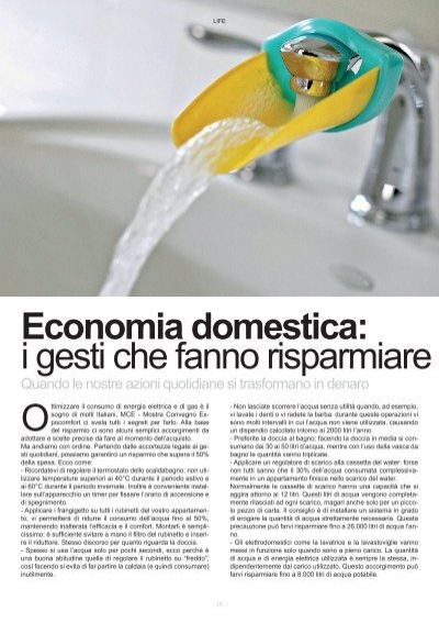 Economia domestica i ges - Economia domestica consejos ...