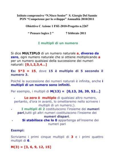 buy popular 1a92c 3e3ed multipli e divisori - Icsangiorgiodelsannio.Gov.It