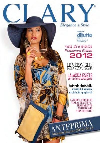moda, stili e tendenze Primavera Estate 2012