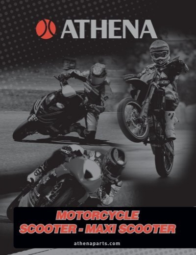 50 CC Athena P400105100003 Kit Cilindro in Alluminio Sport Diametro 40 mm