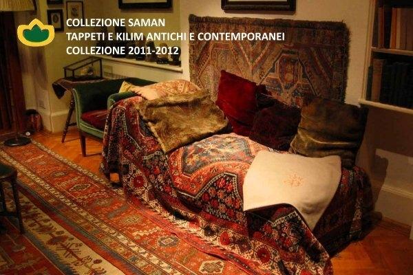 Tappeti Kilim Antichi : Collezione saman tappeti e kilim antichi e