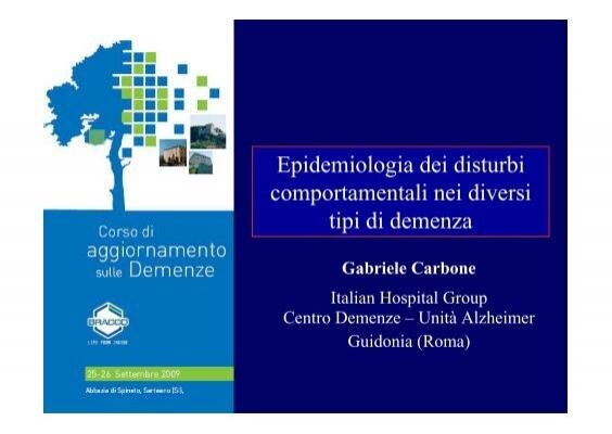 Epidemiologia dei disturbi comportamentali nei diversi - Diversi tipi di figa ...
