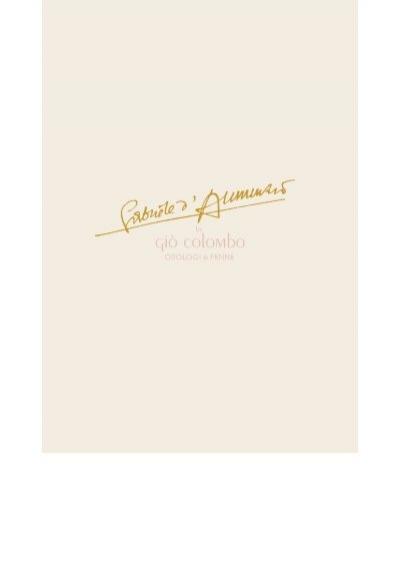 Penne gabriele d annunz for Colombo maniglie listino prezzi