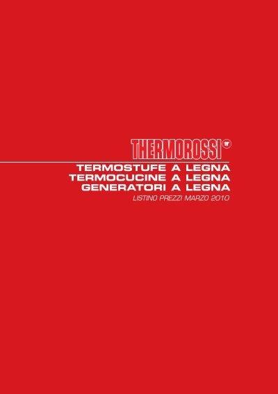 thermorossi listino rosso 2010.pdf - Ferramenta.Biz