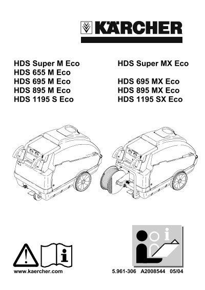 Karcher t200 manual.