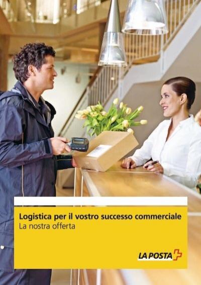 Offerta logistica completail link viene aperto in una nuova finestra - Aprire una nuova finestra ...