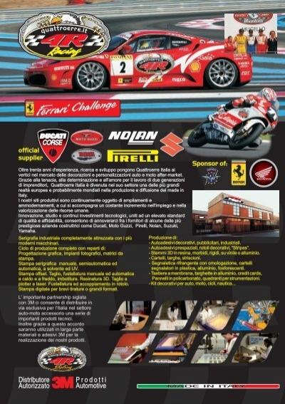 Portachiavi MotorSport Serie 1 Argento per Auto