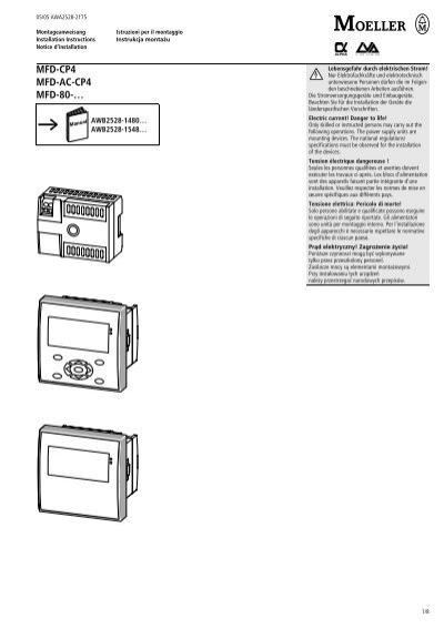 modu u00c5 komunikacyjny mfd-cp4  mfd-ac-cp4 mfd-80