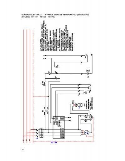 Schema Elettrico Emylo : Schema elettrico symbol