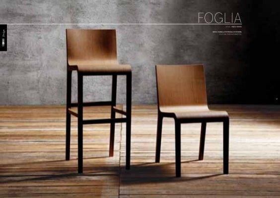 page 1 design marco ferreri sedia e sgabello in