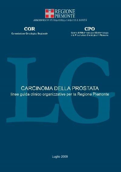 infermiera specialista in carcinoma della prostata