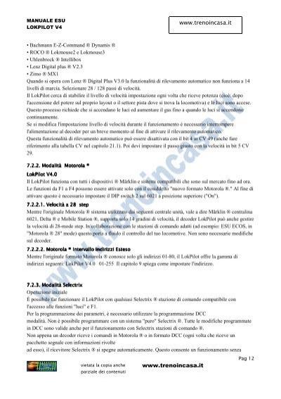 Edirol v4 manuale Italiano
