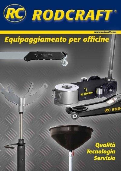 Presse per officina nuova pneumatica for Presse idrauliche usate per officina