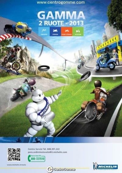 Michelin 596934 Pneumatico Moto COMMANDER 2